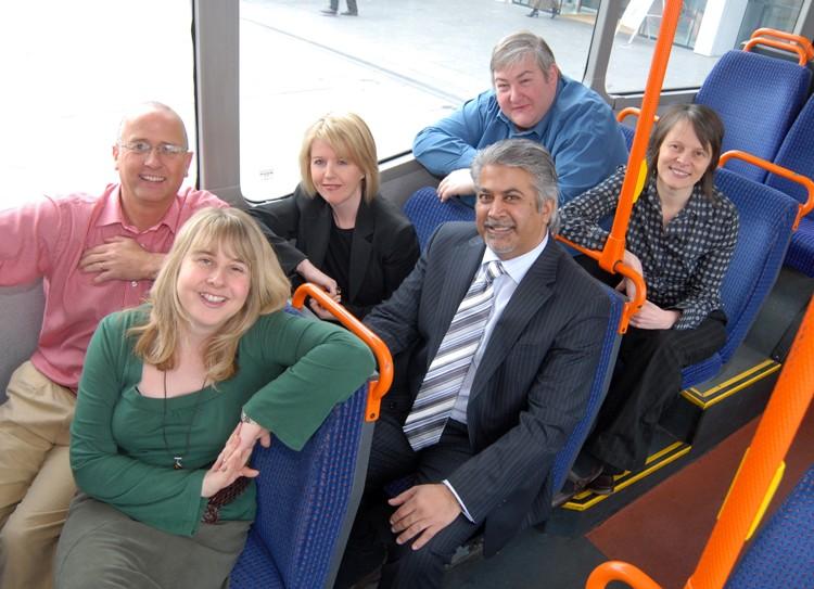 Przewóź osób – wynajem busa z kierowcą