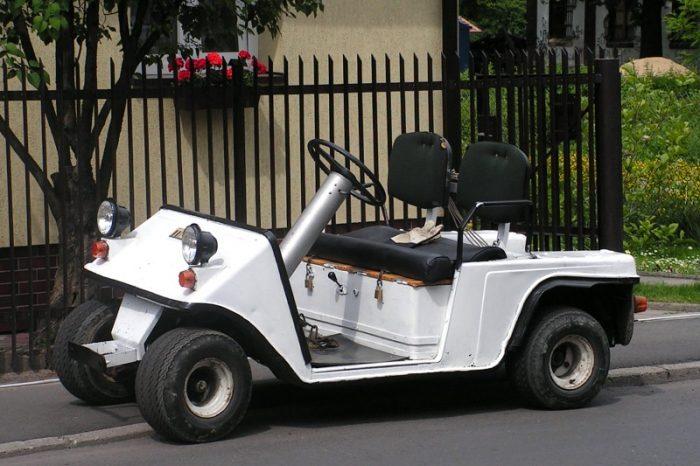 Pojazdy elektryczne - melex i inne marki, który wybrać?